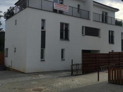 Duplex semifinisat 128 mp curte 110 mp zona T. Turcului.