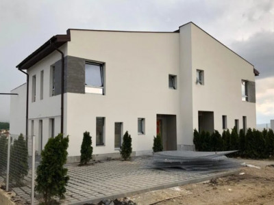 Duplex semifinisat avansat, 120 mp, Borhanci.