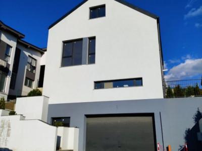 Casa 4 camere, 180mp, predare stadiu ultrafinisat, Borhanci