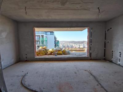 Apartament 3 camere 66 mp, terase 23 mp, zona str Observatorului